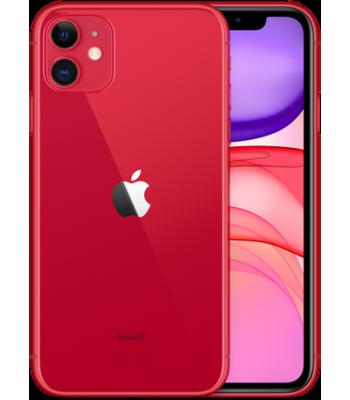 Смартфон iPhone 11 256гб Red (красный цвет) Новый