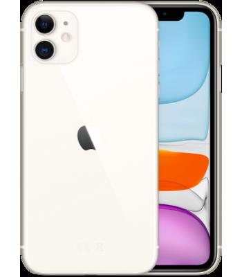 Смартфон iPhone 11 128гб White (белый цвет) Новый