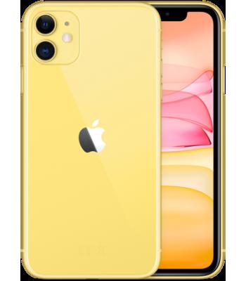 Смартфон iPhone 11 128гб Yellow (жёлтый цвет) Новый