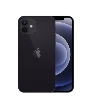 Смартфон iPhone 12 128гб Black (черный цвет) Новый