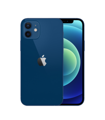 Смартфон iPhone 12 256гб Blue (синий цвет) Новый