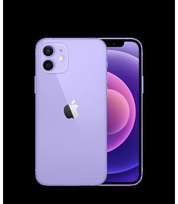 Смартфон iPhone 12 128гб Purple (фиолетовый цвет) Новый