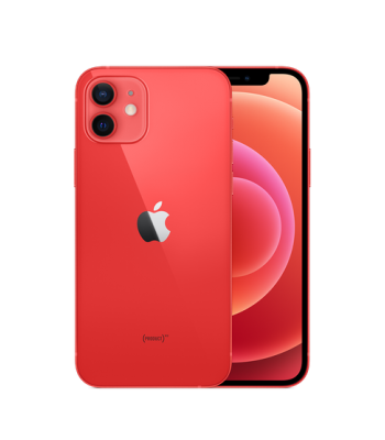 Смартфон iPhone 12 Mini 128гб Red (красный цвет) Новый