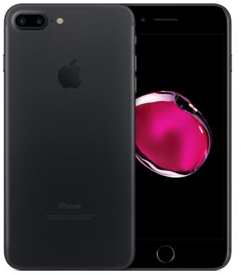 Смартфон iPhone 7+ 32гб Black (черный цвет) «Как новый»