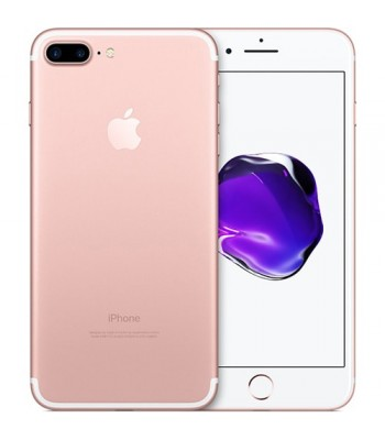 Смартфон iPhone 7+ 128гб Rose Gold (розовый цвет) «Как новый»
