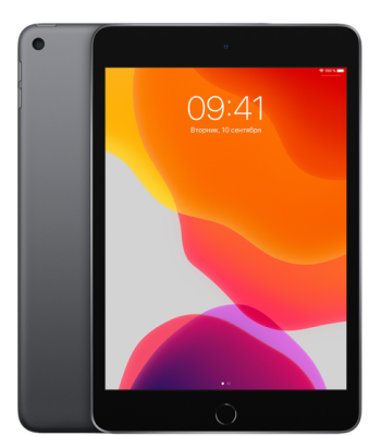 iPad Mini 5 64гб Space Gray Wi-Fi + Cellular (черный цвет)