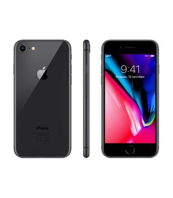 Смартфон iPhone 8 64гб Space Gray (черный цвет) «Как новый»