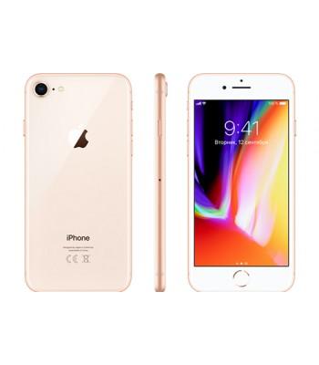 Смартфон iPhone 8 256гб Gold (золотой цвет) «Как новый»