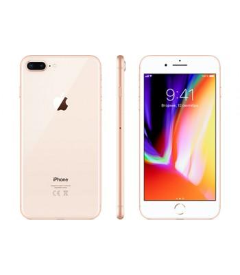 Смартфон iPhone 8 Plus 128гб Gold (золотой цвет) Новый