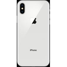 iPhone X 64гб  без Face ID Silver (белый, серебристый цвет)