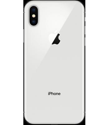Смартфон iPhone X 256гб без Face ID Silver (белый, серебристый цвет)  «Как новый»
