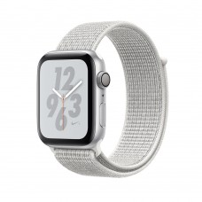 Watch S4 44мм Silver Aluminum Case with Summit White Nike Sport Loop Официальные
