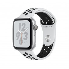 Watch S4 40мм Silver Aluminum Case with Pure Platinum/Black Nike Sport Band Официальные