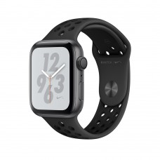 Watch S4 44мм Space Gray Aluminum Case with Anthracite/Black Nike Sport Band Официальные