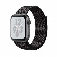 Watch S4 44мм Space Gray Aluminum Case with Black Nike Sport Loop Официальные