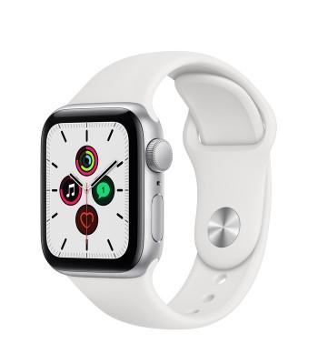 Смарт-часы Apple Watch SE 40мм White Sport Band (белые)