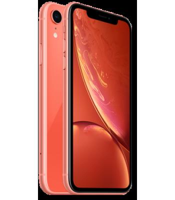 Смартфон iPhone XR 128гб Coral (коралловый цвет) «Как новый»