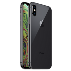 iPhone XS 64гб Space Gray (черный цвет) Официальный